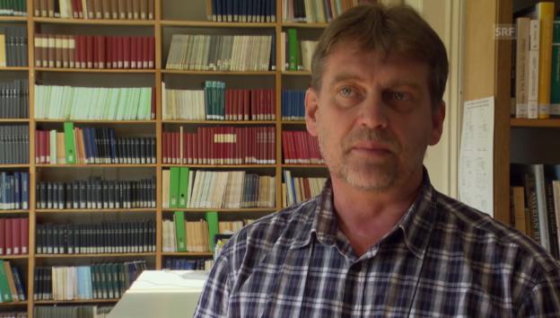 Video «Mirko Novák über den Handel mit syrischen Kulturgütern» abspielen