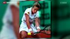 Video «Tennis: Schweizerinnen, welche die Top Ten erreichten» abspielen