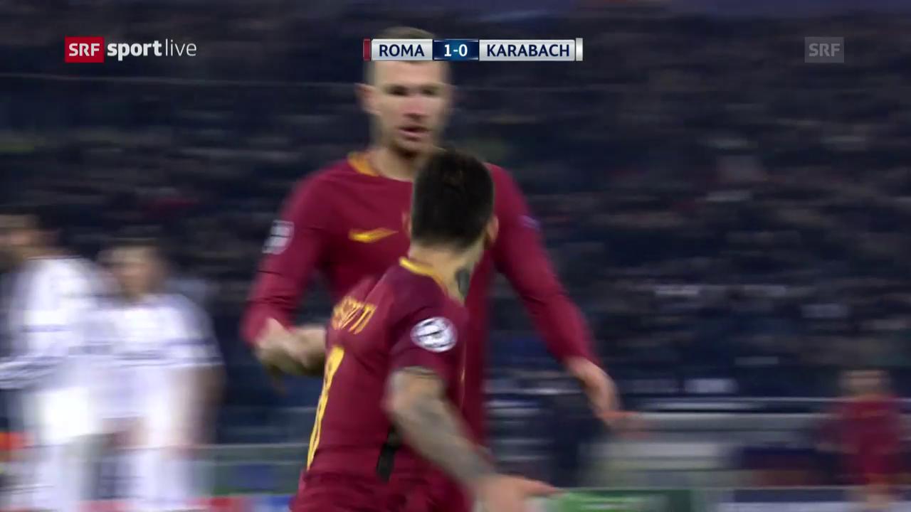 Knapper Heimsieg für die Roma