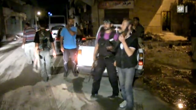 Schlacht um Aleppo