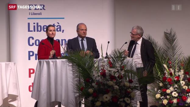 Video «FDP gegen Durchsetzungs-Initiative» abspielen