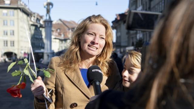 Maria von Känel: «Jetzt können wir gemeinsam feiern!»