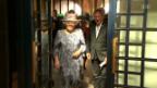 Video «Beatrix nimmt einen ihrer ersten Termine als Prinzessin wahr» abspielen