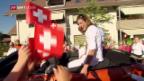 Video «Die Rückkehr von Triathlon-Silbergewinnerin Nicola Spirig» abspielen