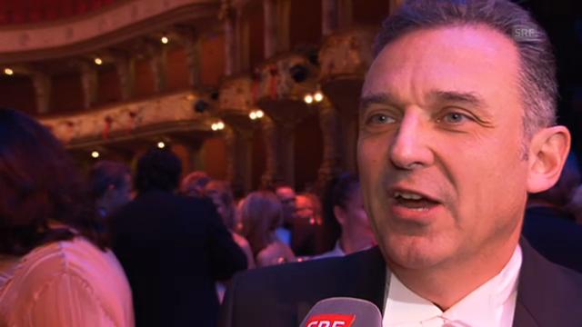 Andreas Homoki über den Opernball und seine Tanzkünste