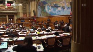 Video «Die Gesundheitskommission fordert Rentenalter 67» abspielen