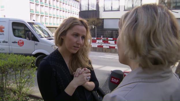 Video «Unseriöse Partneragentur: Von «Kassensturz» inflagranti ertappt» abspielen