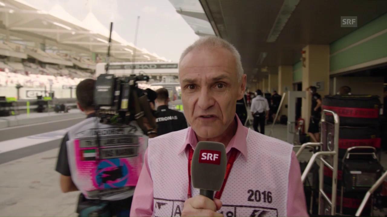 Warm Up: So wird das F1-Finale nochmals richtig spannend