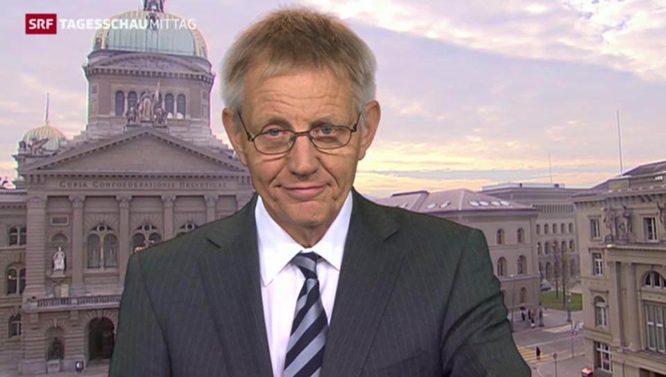 Sessionsbilanz von SRF-Redaktor Hanspeter Trütsch
