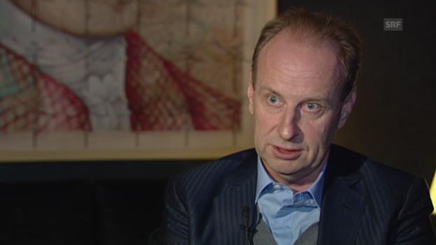 Video «Yves Bouvier zur Dokumentation in Zollfreilagern (frz.)» abspielen