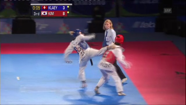 Kläys Halbfinal-Niederlage (Quelle: EVS, unkommentiert)