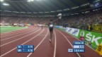 Video «Diamond-League-Meeting Brüssel: Männer 100 Meter» abspielen