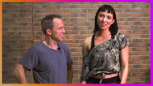 Video «Jive mit Fabien Rohrer und Patrycja» abspielen