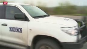 Video «Burkhalter will OSZE-Mission nicht beenden» abspielen