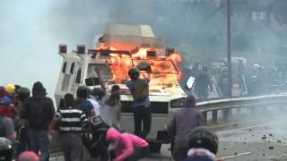 Video «Pulverfass Venezuela» abspielen