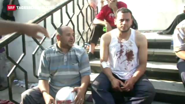 Tote bei Schiesserei in Kairo