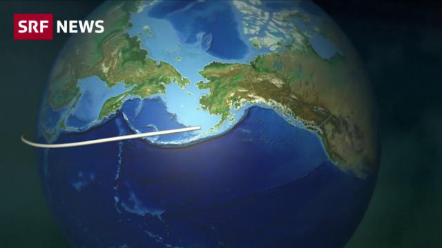 Einmal um die halbe Welt - Längster Nonstop-Flug ist beendet - News ...