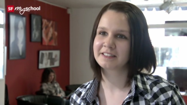 Video «Berufsbild: Fotofachfrau EFZ» abspielen