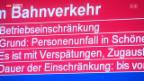 Video «SBB-Nadelöhr Schönenwerd» abspielen