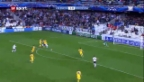 Video «CL: Valencia - Borissow» abspielen