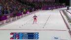 Video «Biathlon: Sprint 7,5km Frauen, Elisa Gasparin (sotschi direkt, 9.2.2014)» abspielen