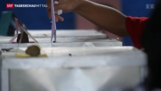 Video «Indonesien wählt Parlament» abspielen