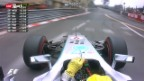 Video «Formel 1: Qualifying GP Monaco» abspielen