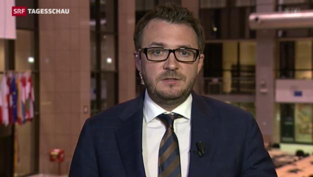 Video «Sebastian Ramspeck: «Debatte um einen Grexit wird nicht geführt»» abspielen