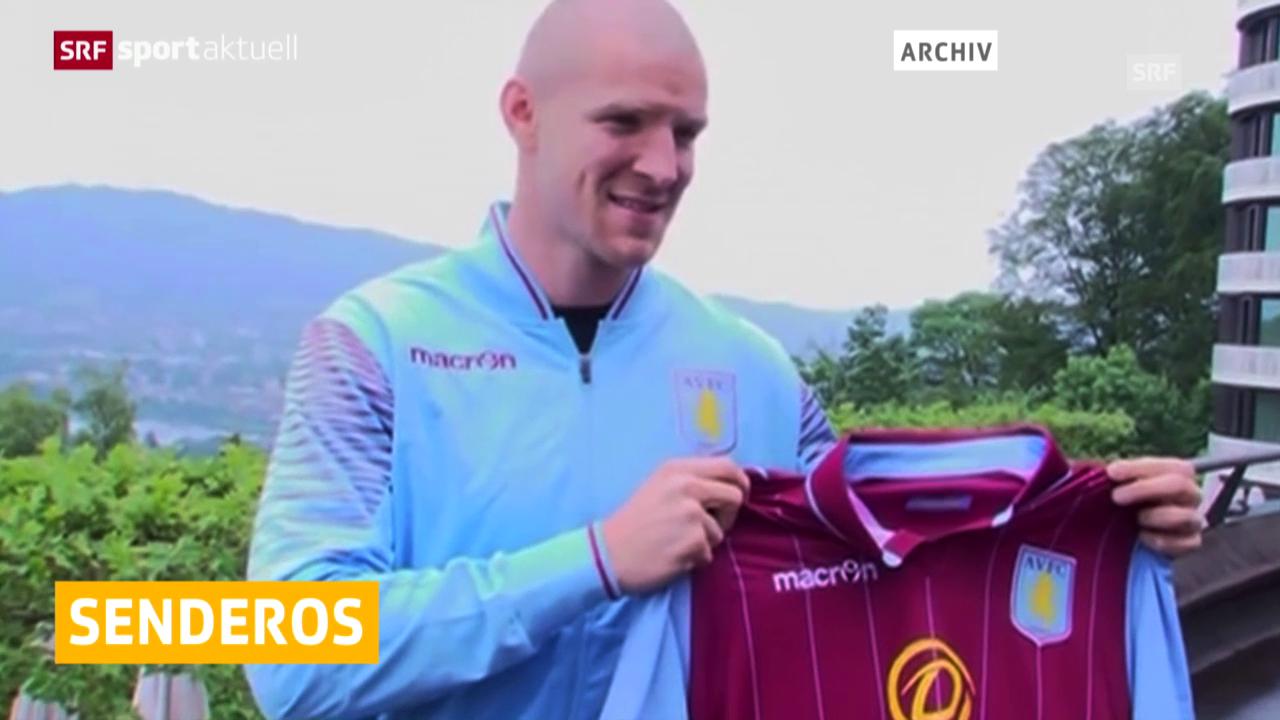 Philippe Senderos löst Vertrag bei Aston Villa auf