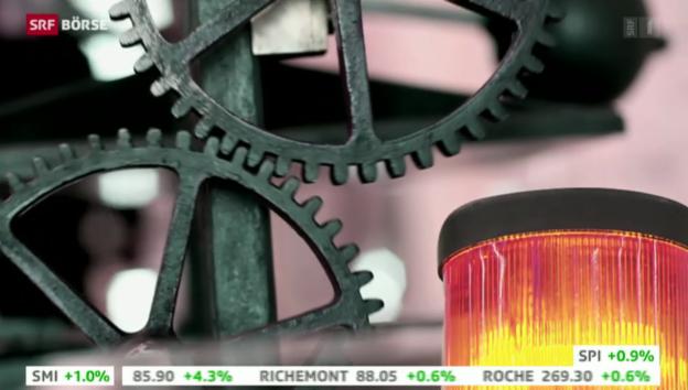 Video «SRF Börse vom 01.09.2014» abspielen