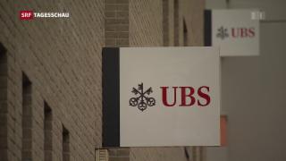 Video «UBS mit Gewinn» abspielen