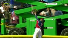 Link öffnet eine Lightbox. Video Ein Baseball-Wunderkind? abspielen