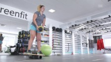 Link öffnet eine Lightbox. Video Impressionen aus Meillards Konditions-Training abspielen
