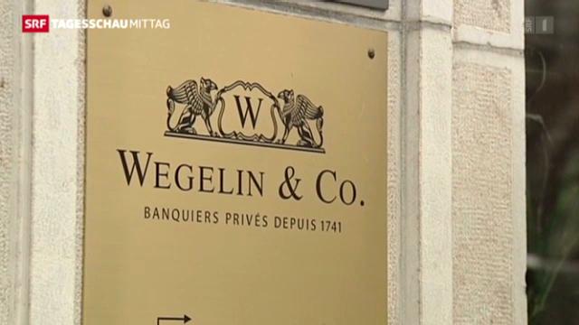 Nachspiel für Wegelin-Kunden in den USA