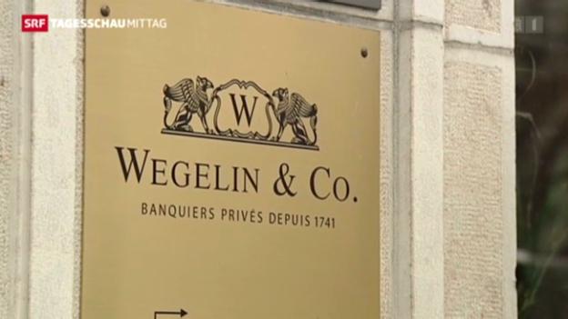 Video «Nachspiel für Wegelin-Kunden in den USA» abspielen