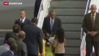 Video «Obama zu Gesprächen in Äthiopien» abspielen
