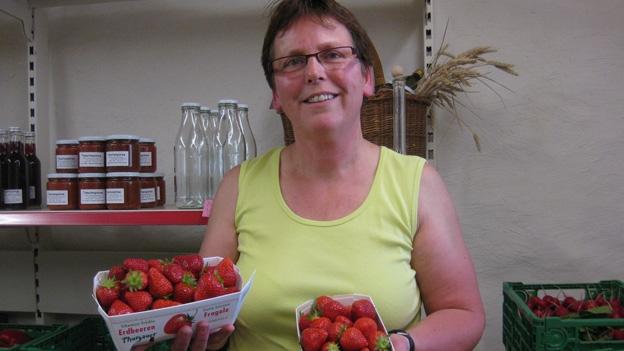 Hofladen ist wichtig für Einkommen (17.06.2013)