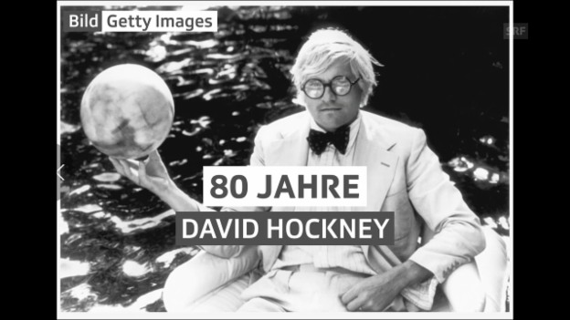 Video «Alles Gute, David Hockney» abspielen