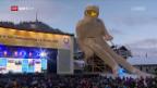 Video ««Edy»: Der heimliche Star der WM» abspielen