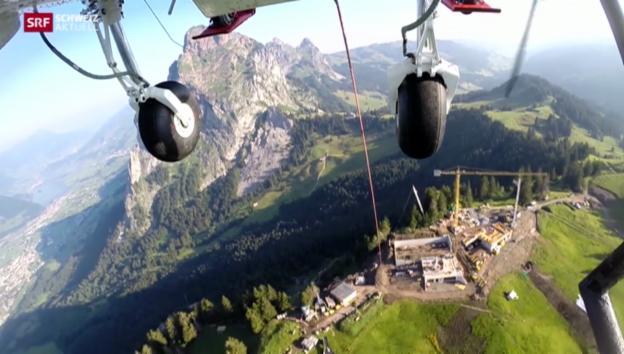 Video «Schweiz aktuell vom 25.07.2014» abspielen