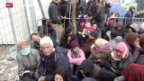 Video «EU-Flüchtlingsgipfel in Brüssel» abspielen