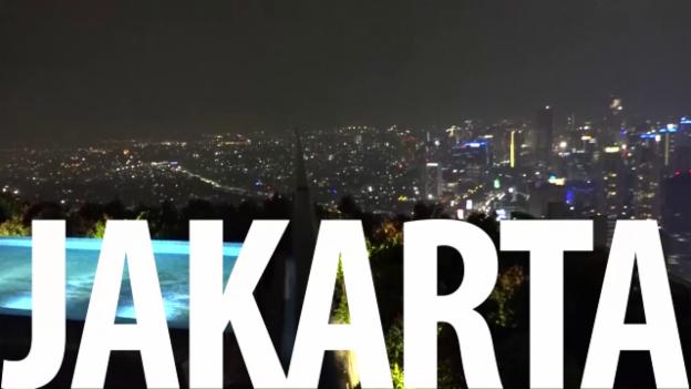 Video «#vlog Jakarta» abspielen