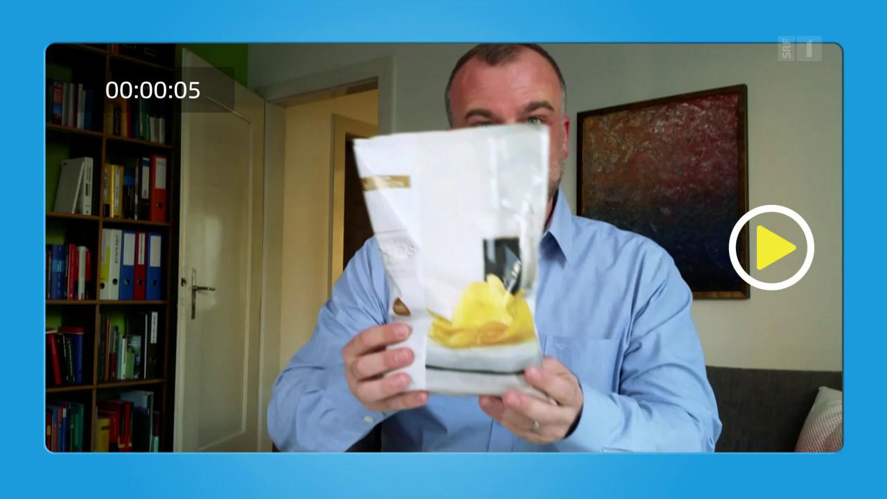 Etikettenschwindel: Aceto-Balsamico-Chips ohne Aceto