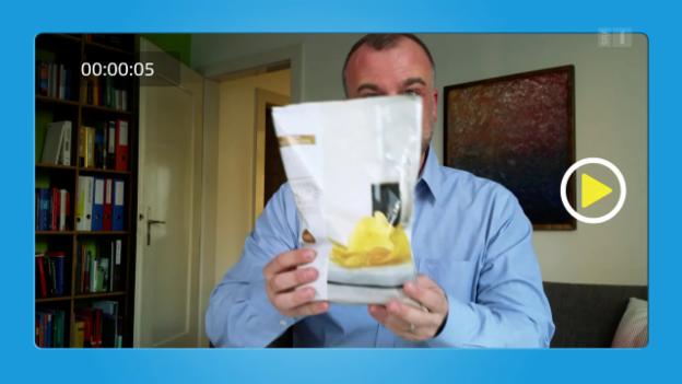 Video «Etikettenschwindel: Aceto-Balsamico-Chips ohne Aceto» abspielen