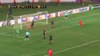 Video «Olympiakos lässt gegen Osmanlispor nichts anbrennen» abspielen