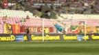 Video «Super League: Servette - Zürich» abspielen