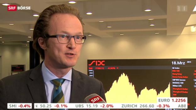 Video «SRF Börse vom 18.03.2013» abspielen