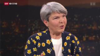 Video «FOKUS: Studiogespräch mit Christa Tobler, Europarechts-Expertin» abspielen
