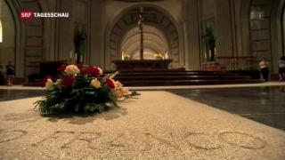 Video «Spaniens Regierung will Franco-Kult beenden» abspielen