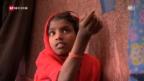Video ««10vor10»-Serie Mumbai: Das Bettlermädchen» abspielen